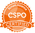 certified scrum product owner Scrum Master take Product Owner Training