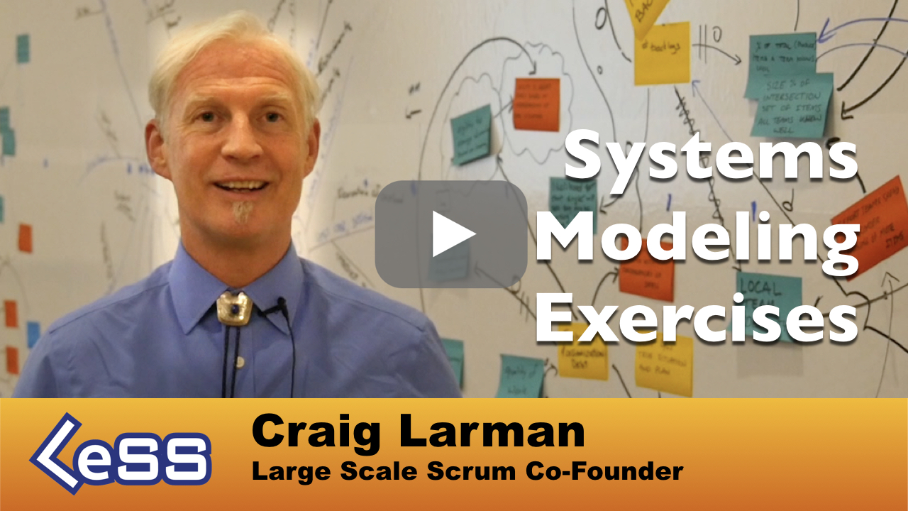 Craig Larman LeSS Systems Modeling Exercise YT Thumb6