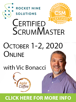 online certified scrum master training