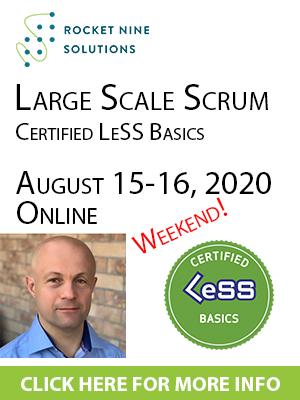 LeSS CLB 200815 Gendel Online wkd