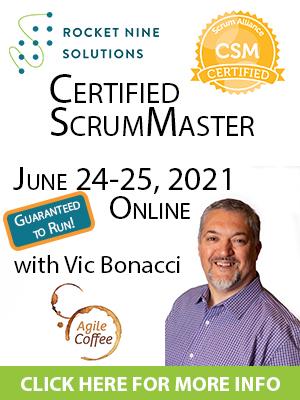online certified scrum master training
